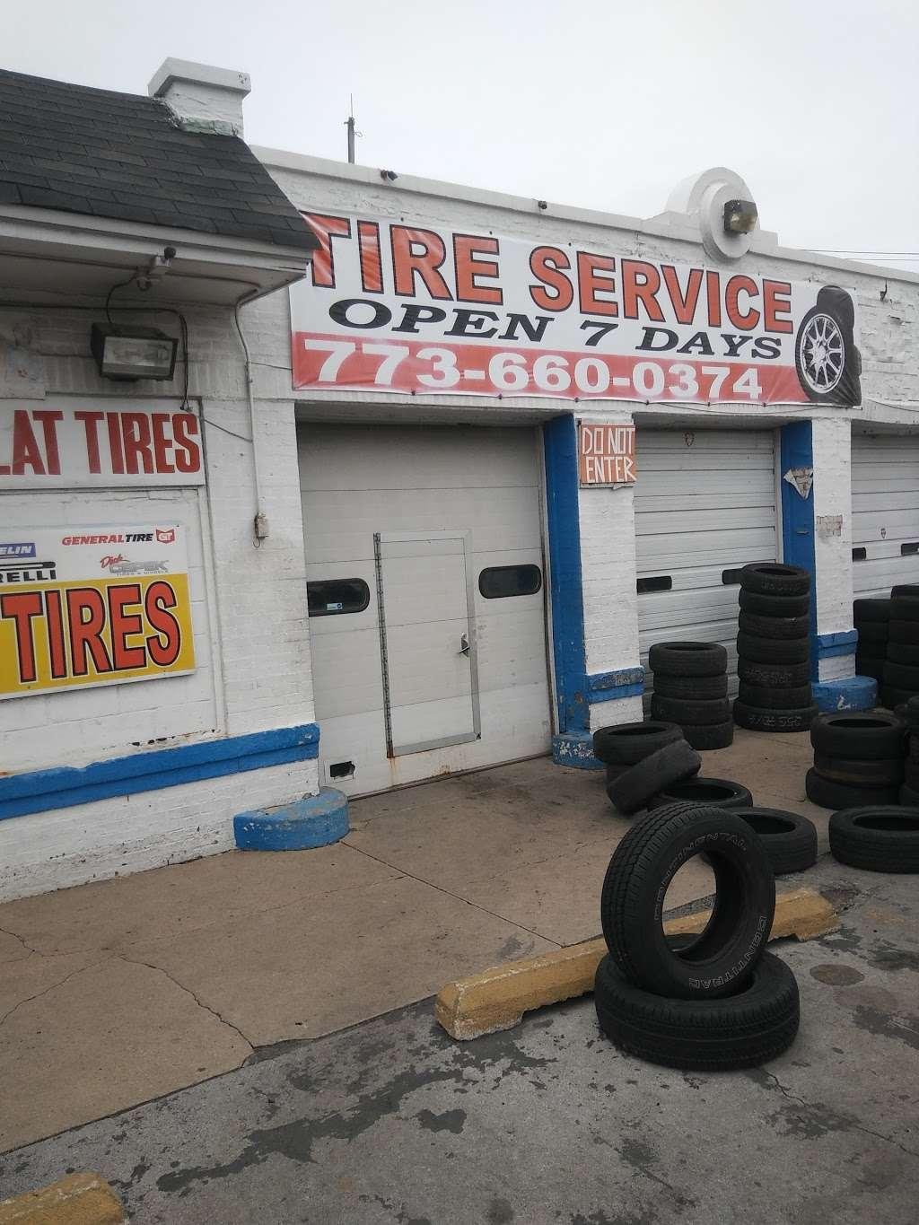 Babys DO Tire Shop - car repair  | Photo 1 of 6 | Address: 336 W 119th St, Chicago, IL 60628, USA | Phone: (773) 660-0374