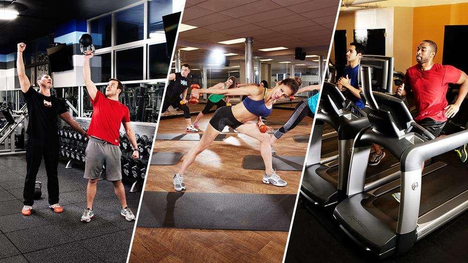 Crunch Fitness - Hudson - gym    Photo 1 of 10   Address: 205 Washington St, Hudson, MA 01749, USA   Phone: (978) 293-3633