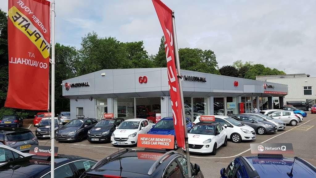 GO Vauxhall Sevenoaks - car dealer  | Photo 2 of 10 | Address: Mill Rd, Dunton Green, Sevenoaks TN13 2UZ, UK | Phone: 01732 449947