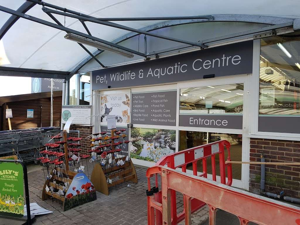 Chessington Garden Centre Leatherhead Rd Chessington Kt9 2ng Uk