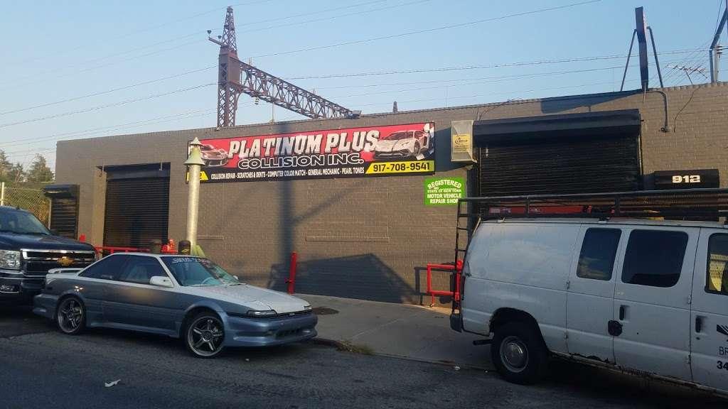 Platinum Plus Collision Inc - car repair  | Photo 2 of 7 | Address: 912 Sacket Ave, The Bronx, NY 10462, USA | Phone: (917) 708-9541