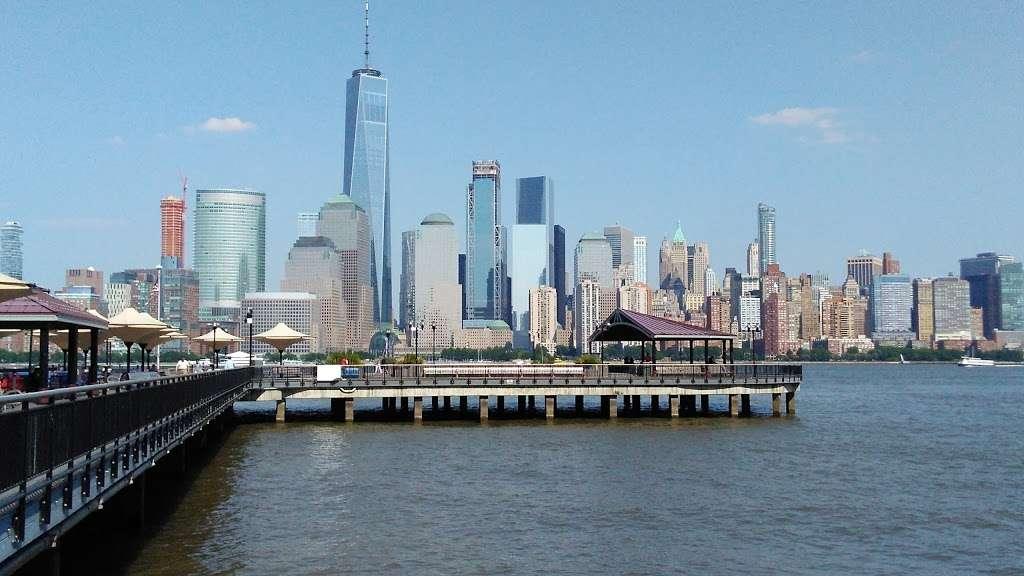 Exchange Place - transit station    Photo 3 of 7   Address: Jersey City, NJ 07302, USA