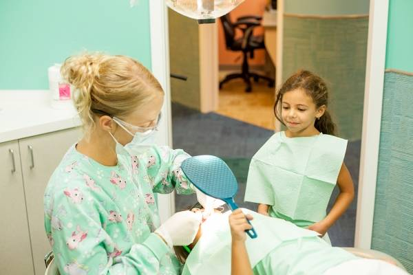 Spring & Sprout Pediatric Dentistry - doctor  | Photo 5 of 7 | Address: 15380 E Bagley Rd, Middleburg Heights, OH 44130, USA | Phone: (440) 297-2158