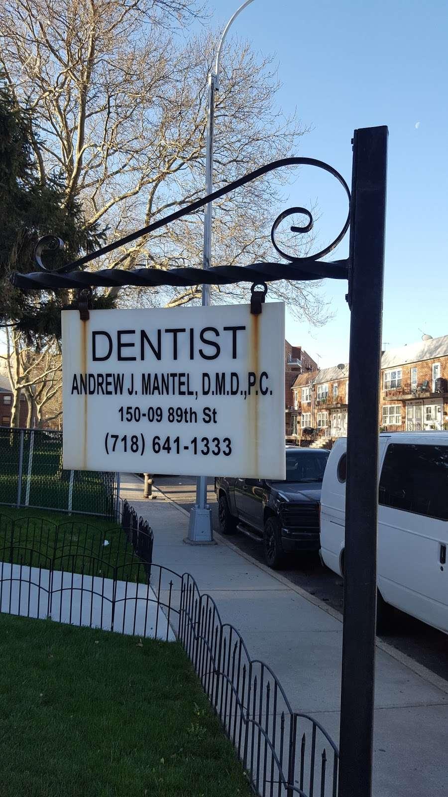 Mantel Andrew J DDS - dentist  | Photo 3 of 3 | Address: 150-9 89th St, Howard Beach, NY 11414, USA | Phone: (718) 641-1333