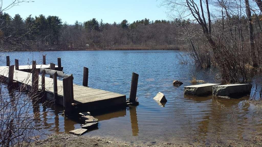Turtle Pond - park  | Photo 2 of 10 | Address: Turtle Pond, Boston, MA 02132, USA