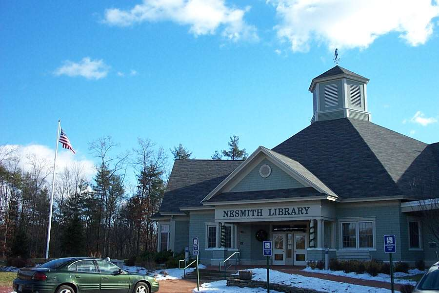 Nesmith Library - library  | Photo 5 of 10 | Address: 8 Fellows Rd, Windham, NH 03087, USA | Phone: (603) 432-7154