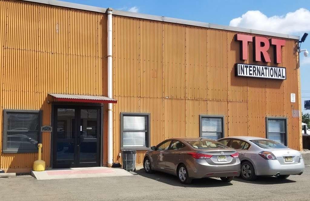 TRT International - moving company  | Photo 1 of 10 | Address: 250 Port St, Newark, NJ 07114, USA | Phone: (973) 344-7100