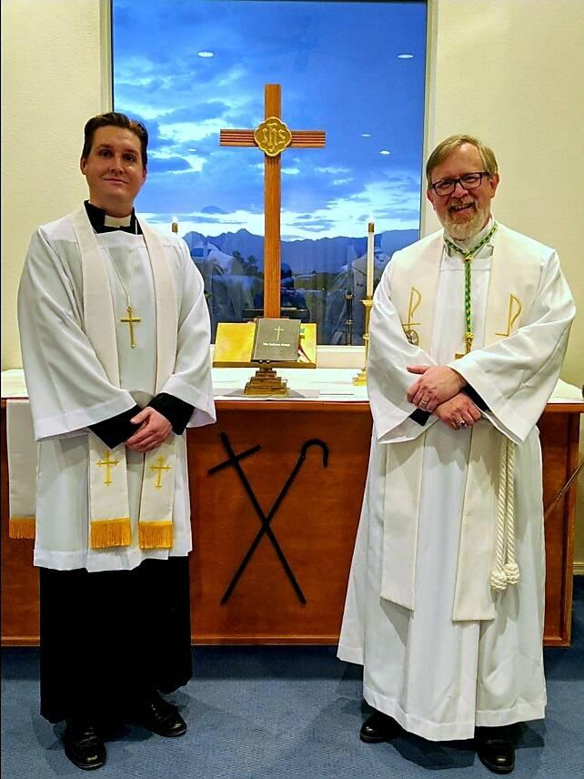 Good Shepherd Ev. Lutheran Church - church  | Photo 1 of 6 | Address: 4090 S Melpomene Way, Tucson, AZ 85730, USA | Phone: (520) 448-8694