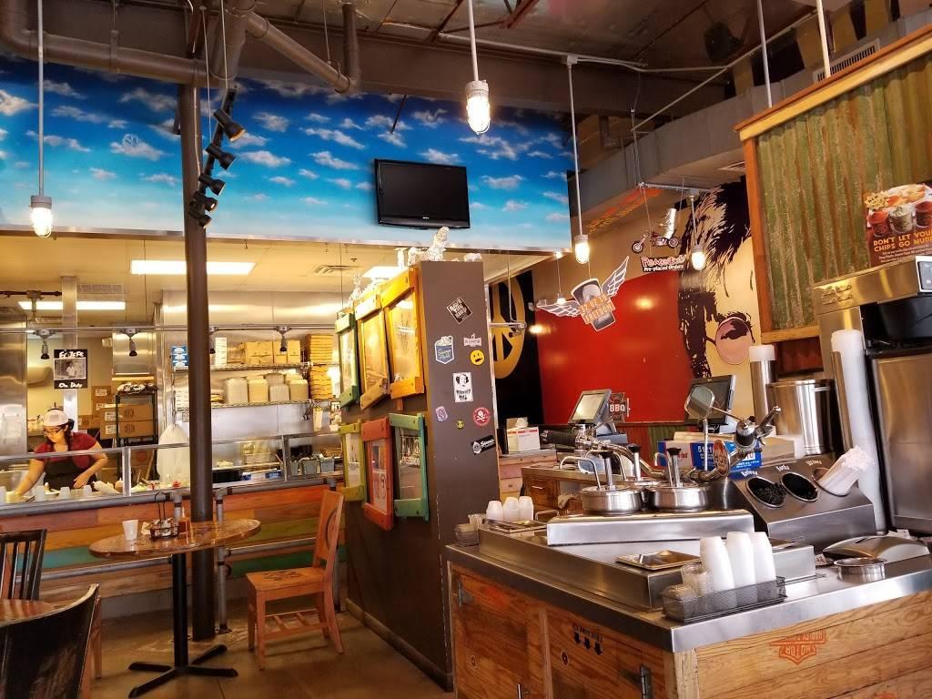 Freebirds World Burrito - restaurant  | Photo 3 of 10 | Address: 4032 S Lamar Blvd Suite 100, Austin, TX 78704, USA | Phone: (512) 326-4100