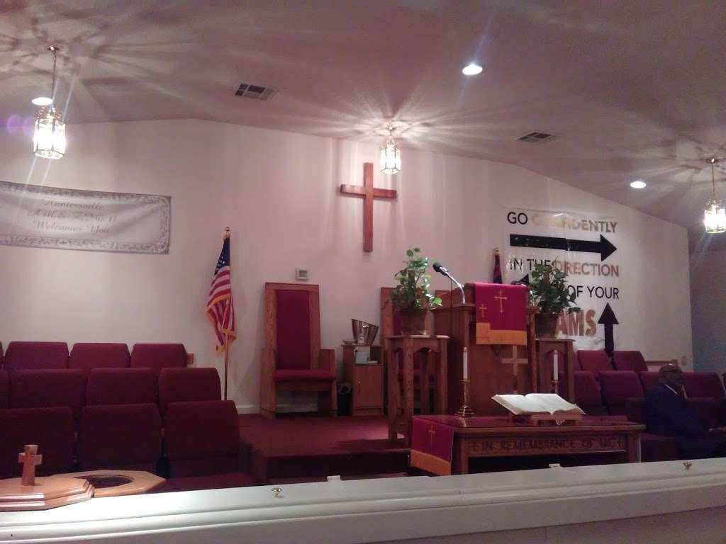 Huntersville A.m.e Zion Church - church  | Photo 2 of 5 | Address: S Church St, Huntersville, NC 28078, USA | Phone: (704) 875-9121
