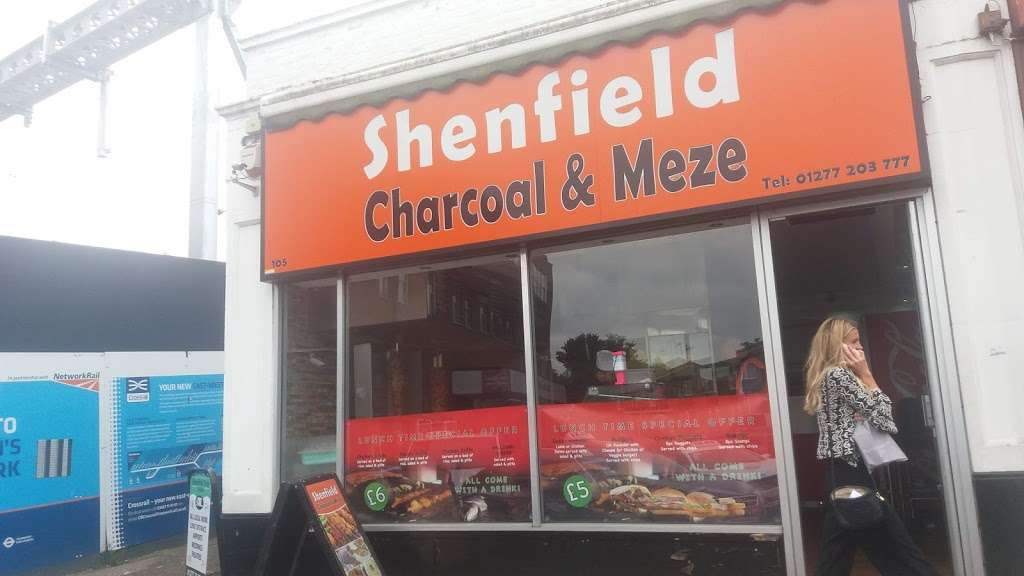 Shenfield Charcoal & Meze - restaurant  | Photo 3 of 7 | Address: 105 Hutton Rd, Brentwood CM15 8JD, UK | Phone: 01277 203777