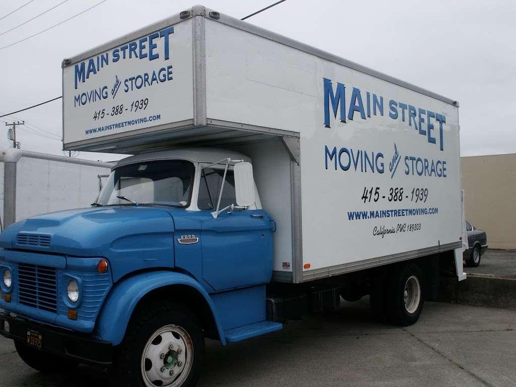 Main Street Moving & Storage - moving company  | Photo 8 of 10 | Address: 1129 Industrial Ave, Petaluma, CA 94952, USA | Phone: (707) 763-2100