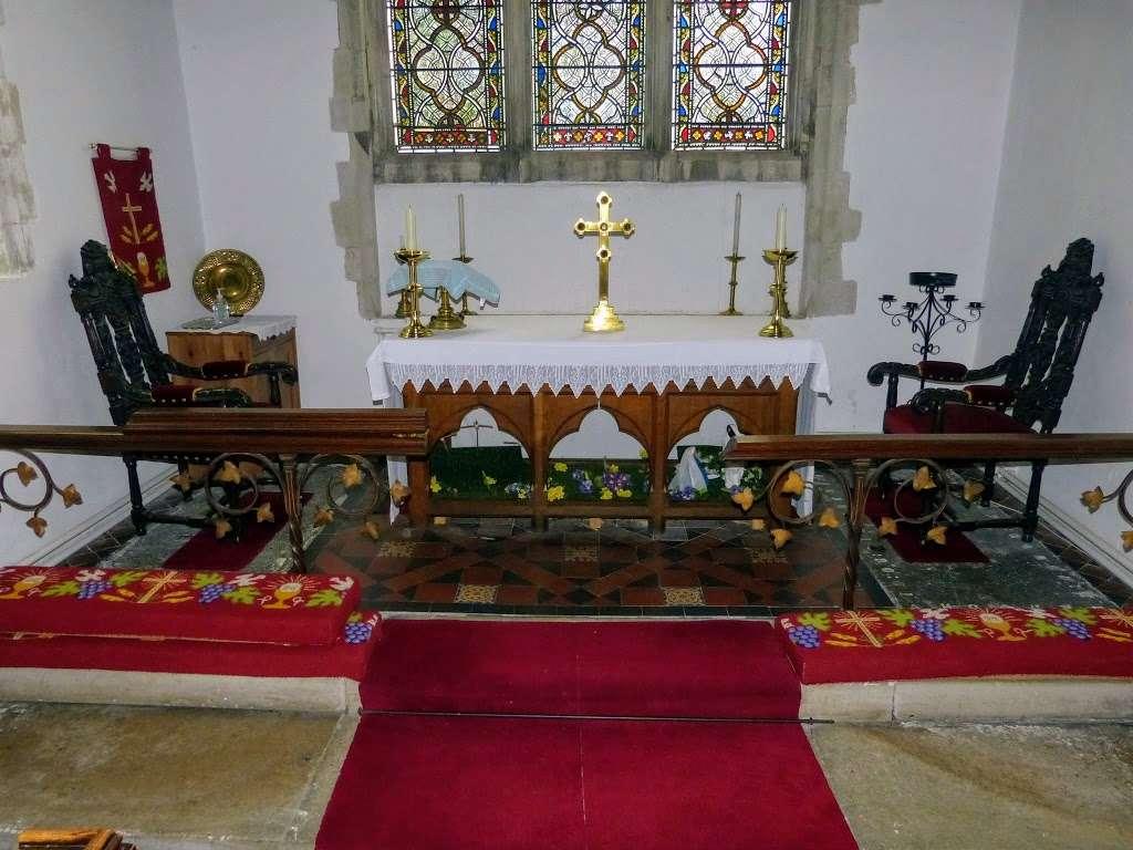 St Mary the Virgin, North Stifford - church  | Photo 7 of 10 | Address: High Rd, North Stifford, Grays RM16 5UE, UK | Phone: 01375 372733