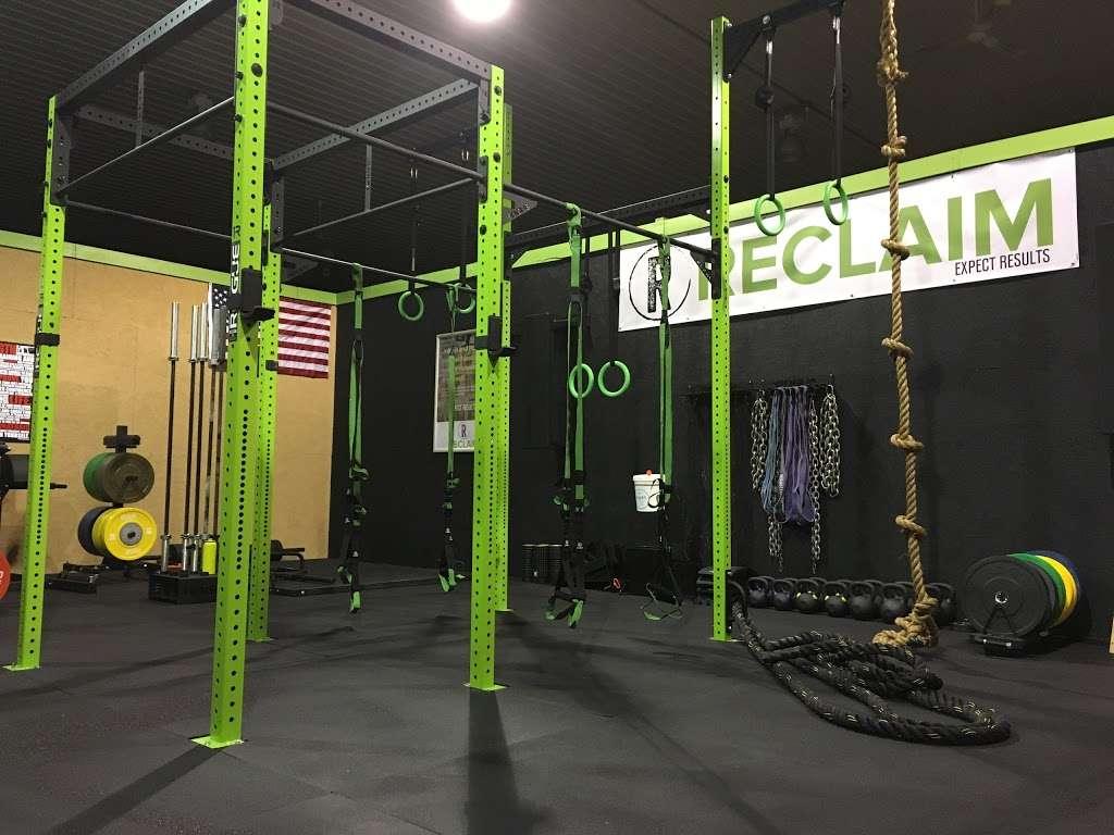 Reclaim - gym  | Photo 6 of 9 | Address: 1413 E Liberty Cir, Greensburg, IN 47240, USA | Phone: (812) 222-0505