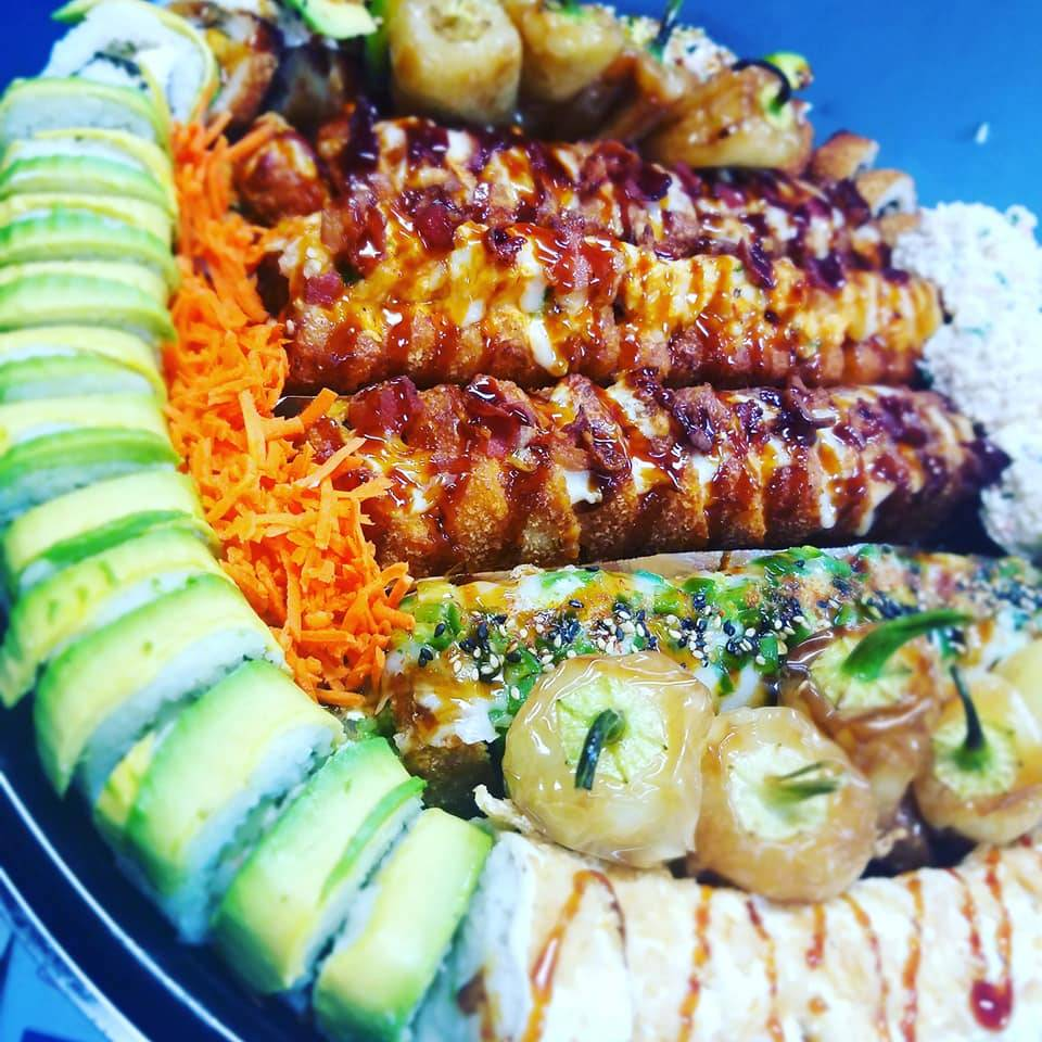 SUSHI-TO - restaurant    Photo 1 of 20   Address: 4224 W Indian School Rd, Phoenix, AZ 85019, USA   Phone: (602) 396-2995