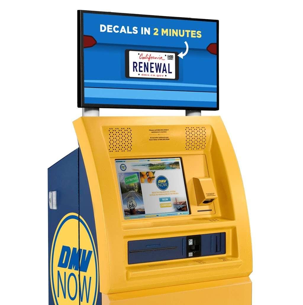 California DMV Now Kiosk - local government office  | Photo 1 of 2 | Address: 1201 W Whittier Blvd, Montebello, CA 90640, USA | Phone: (866) 955-5258