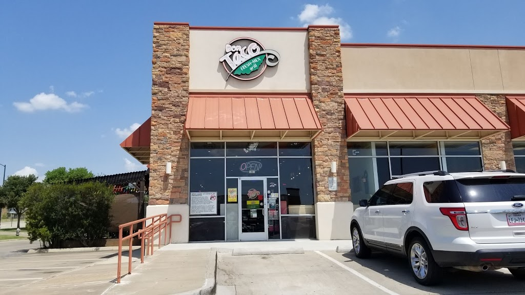 Don Taco - restaurant  | Photo 1 of 5 | Address: 3529 Heritage Trace Pkwy #101, Fort Worth, TX 76244, USA | Phone: (817) 741-6644