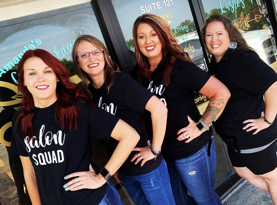 Amandas Cutting Edge - hair care  | Photo 2 of 6 | Address: 6161 S 33rd W Ave #107, Tulsa, OK 74132, USA | Phone: (918) 445-9940