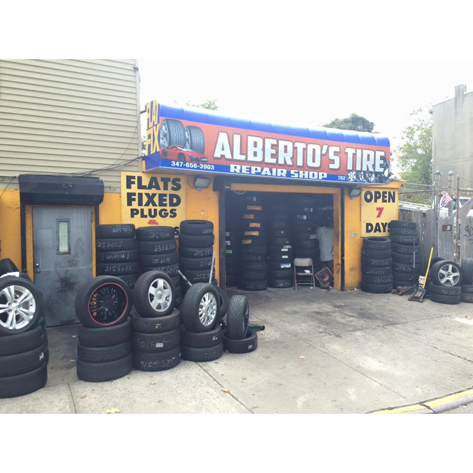 albertos tire repair shop - car repair    Photo 3 of 10   Address: 762 Richmond Terrace, Staten Island, NY 10301, USA   Phone: (347) 656-3903