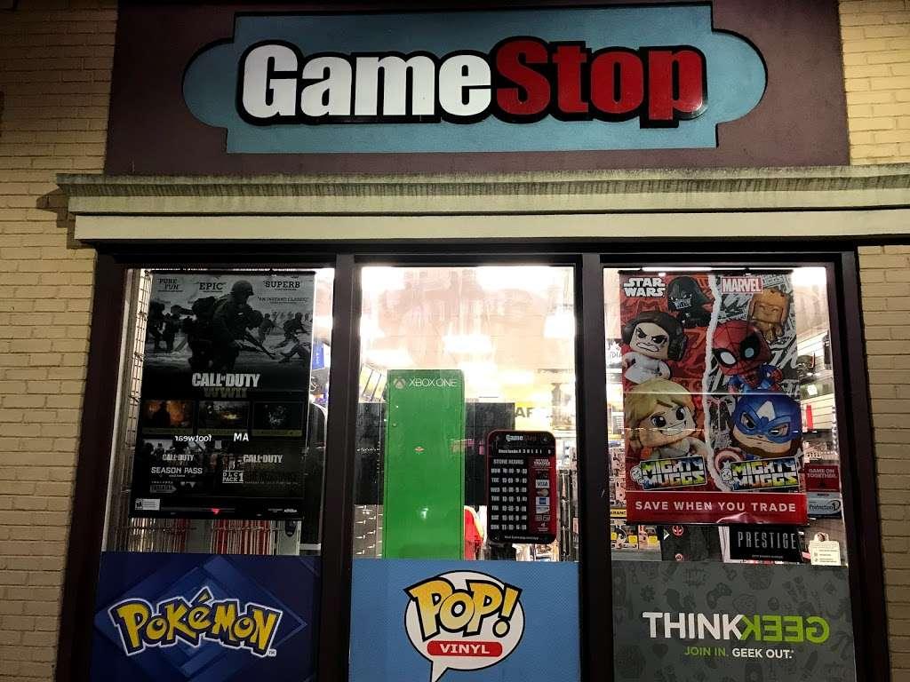 GameStop - electronics store  | Photo 3 of 10 | Address: 701 E Cathedral Rd #7, Philadelphia, PA 19128, USA | Phone: (215) 483-8889