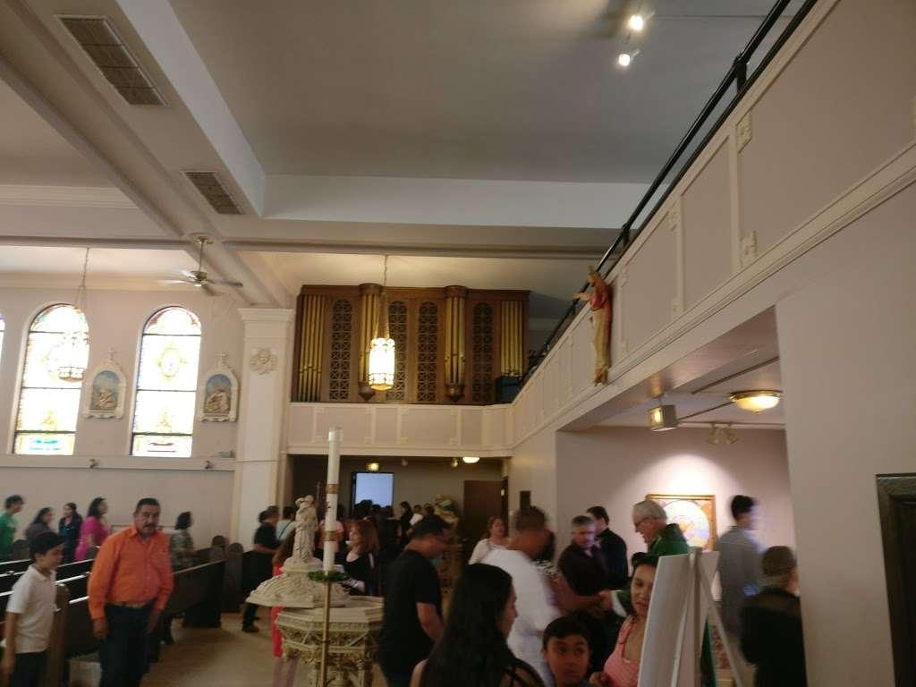 St Florian Church - church  | Photo 5 of 6 | Address: 13145 S Houston Ave, Chicago, IL 60633, USA | Phone: (773) 646-4877