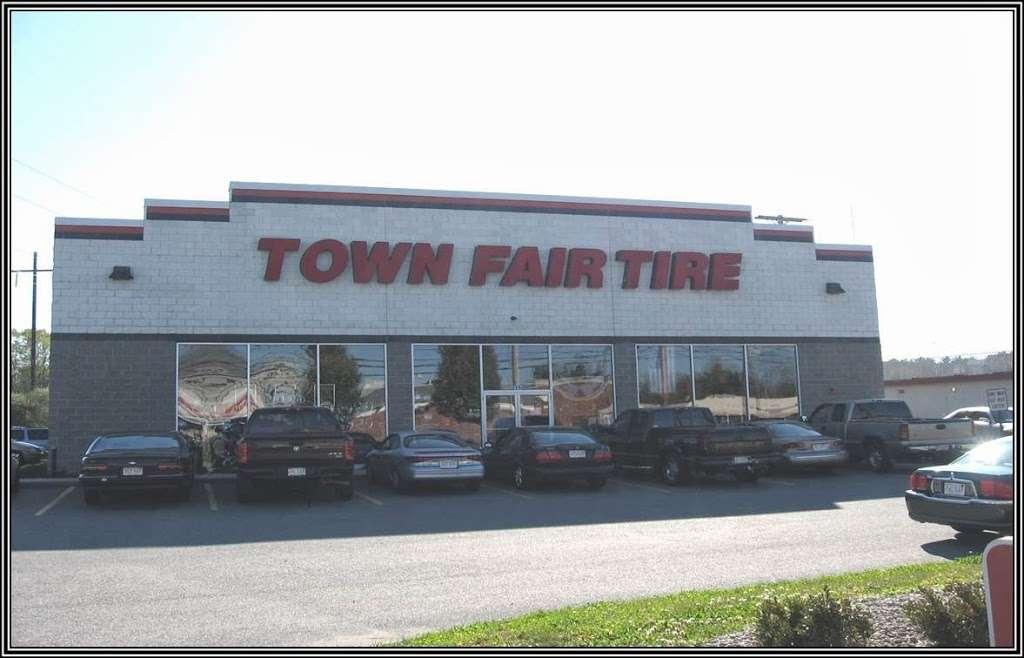 Town Fair Tire - car repair  | Photo 5 of 9 | Address: 255 US-44, Raynham, MA 02767, USA | Phone: (508) 821-2100