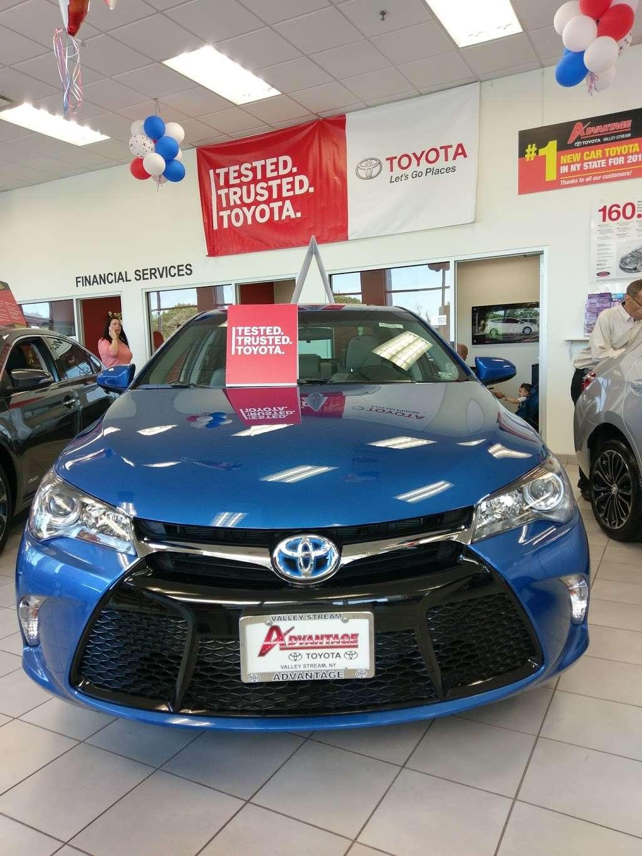 Advantage Toyota - car dealer  | Photo 2 of 10 | Address: 400 W Sunrise Hwy, Valley Stream, NY 11581, USA | Phone: (516) 887-8600