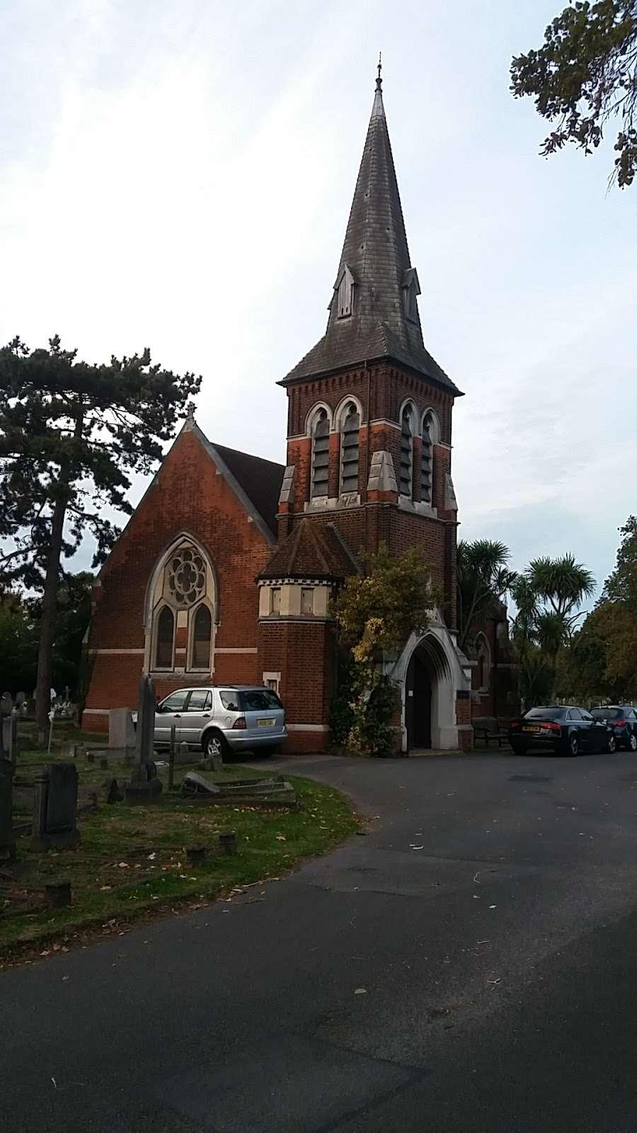 Biserica Ortodoxă Româna din sudul Londrei - church  | Photo 1 of 2 | Address: Thorthon Road, Croydon CR9 3AT, UK | Phone: 07773 277714