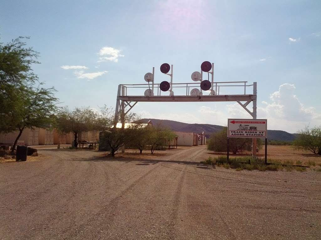 Adobe Mountain Train Museum - museum  | Photo 5 of 10 | Address: 23280 N 43rd Ave, Glendale, AZ 85310, USA | Phone: (623) 252-6871