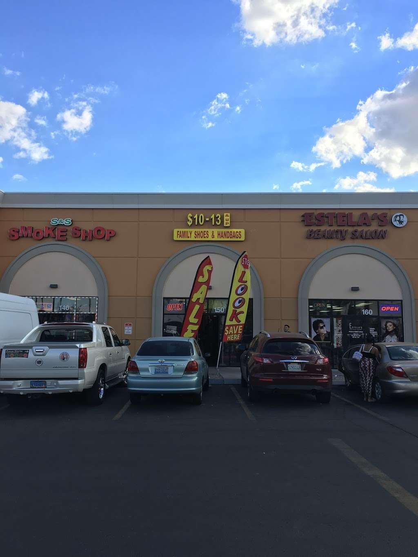10-13 family Shoes - shoe store  | Photo 1 of 3 | Address: 2235 E Cheyenne Ave #150, North Las Vegas, NV 89030, USA | Phone: (702) 633-0004