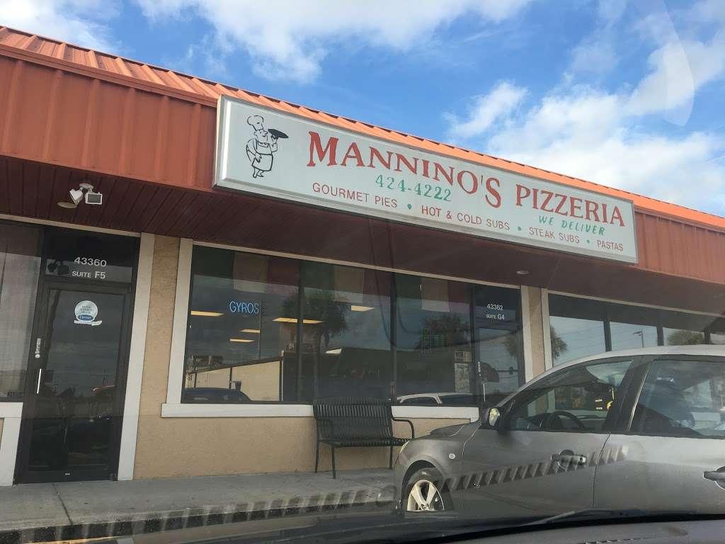 Manninos Pizza - restaurant  | Photo 3 of 10 | Address: 43362 US-27, Davenport, FL 33837, USA | Phone: (863) 424-4222