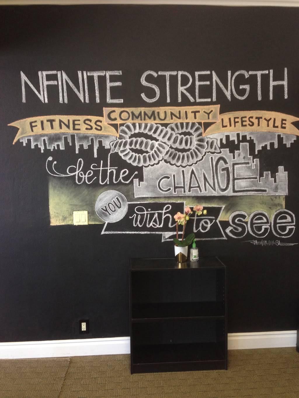 Nfinite Strength - gym  | Photo 2 of 4 | Address: 509 Taraval St, San Francisco, CA 94116, USA | Phone: (415) 702-6622