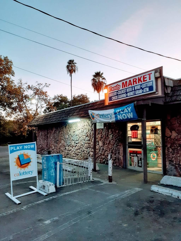 Family Market - convenience store    Photo 1 of 3   Address: 4310 73rd St, Sacramento, CA 95820, USA   Phone: (916) 455-6765