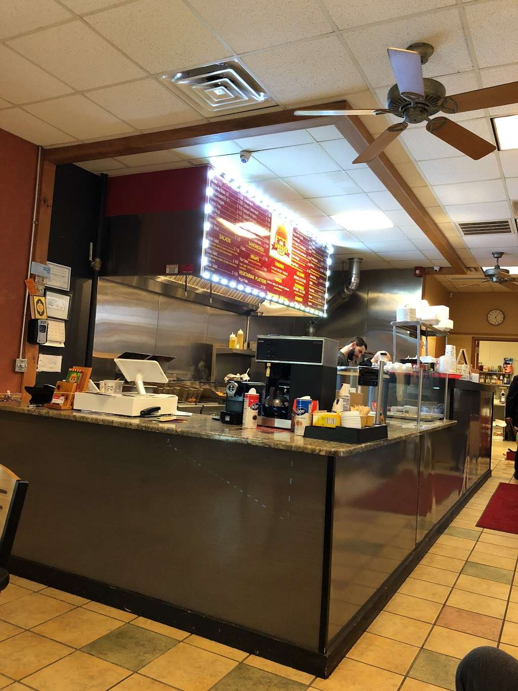 Halal Burger Zone - restaurant  | Photo 1 of 10 | Address: 586 Lawrence Square Blvd S, Lawrence Township, NJ 08648, USA | Phone: (609) 570-0115