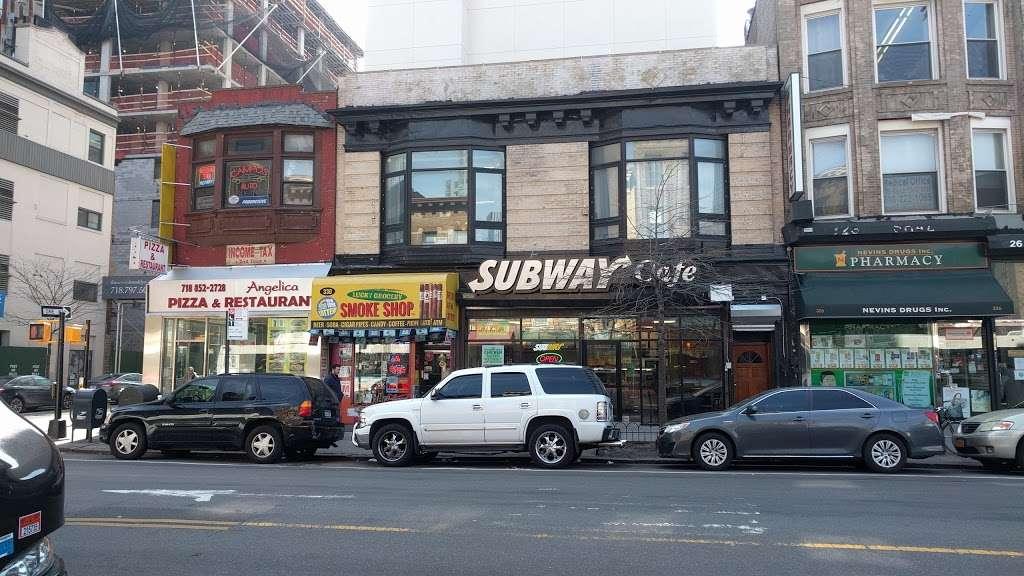 Nevins Drugs Inc - pharmacy  | Photo 1 of 2 | Address: 326 Livingston St, Brooklyn, NY 11217, USA | Phone: (718) 422-0100