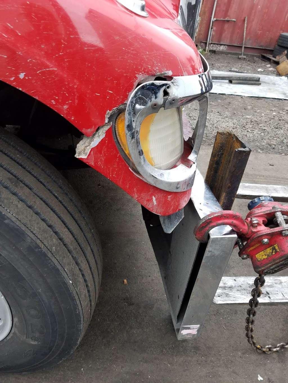 Heavy Duty Truck Repair - car repair    Photo 6 of 10   Address: 400 Duncan Ave, Jersey City, NJ 07306, USA   Phone: (201) 324-0808