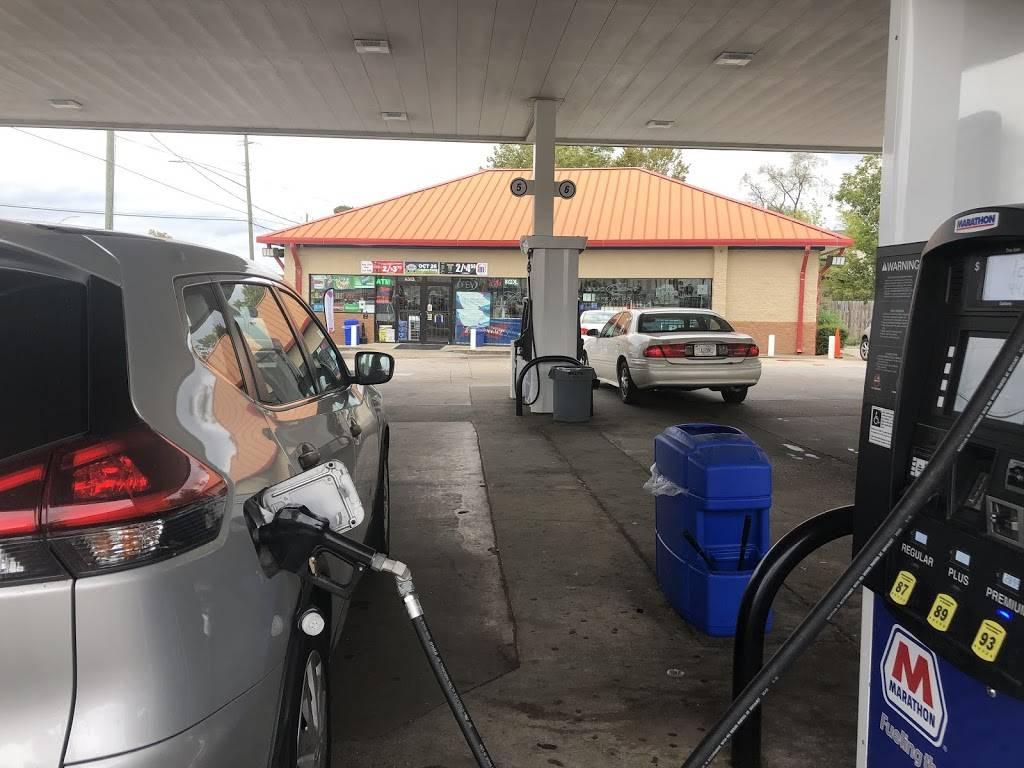Marathon - gas station  | Photo 1 of 1 | Address: 4313 Vanderbilt Rd, Birmingham, AL 35217, USA | Phone: (205) 808-1009