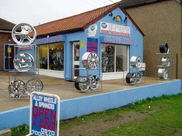DGT Wheels & Tyres - car repair    Photo 8 of 10   Address: Wash Rd, Basildon SS15 4BT, UK   Phone: 01268 416201