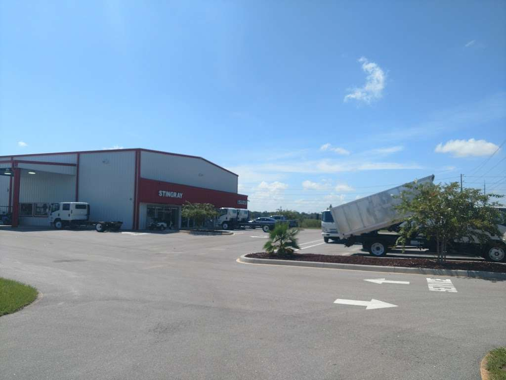Stingray Isuzu Trucks - store  | Photo 4 of 4 | Address: 260 Co Rd 555, Bartow, FL 33830, USA | Phone: (863) 800-9999