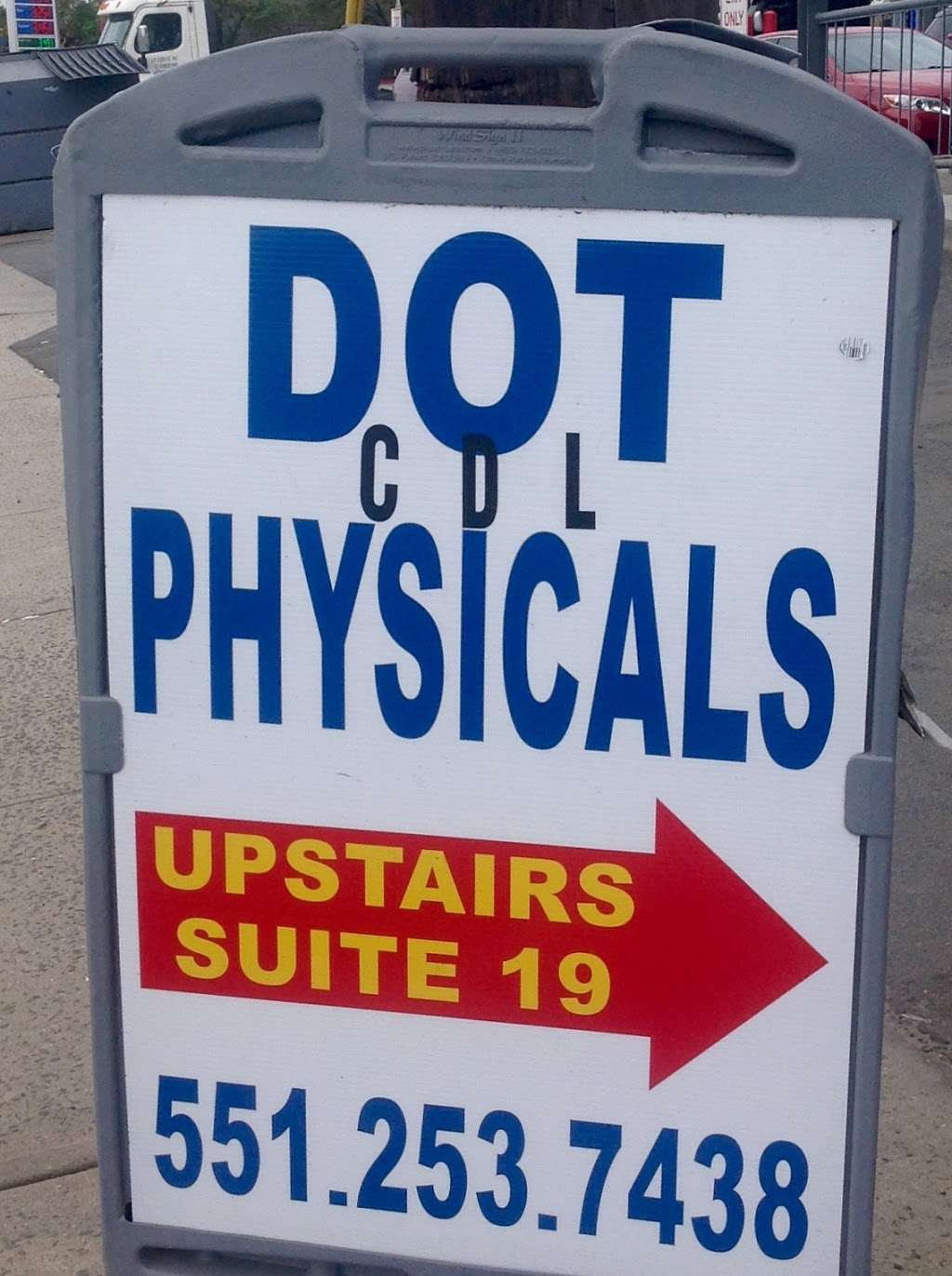 DOT CDL Physicals - doctor  | Photo 3 of 10 | Address: TULLO Truck Plaza, 61 Lincoln Highway Ste 19, Kearny, NJ 07032, USA | Phone: (551) 253-7438