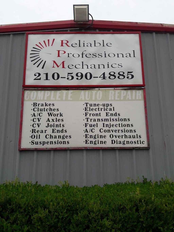 Reliable Professional Mechanics - car repair  | Photo 6 of 7 | Address: 14011 Dublin Square, San Antonio, TX 78217, USA | Phone: (210) 590-4885