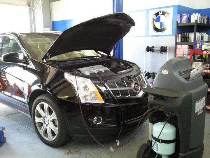 Fangios Car Clinic - car repair  | Photo 5 of 5 | Address: 195 Bird Rd, Coral Gables, FL 33146, USA | Phone: (305) 444-4449