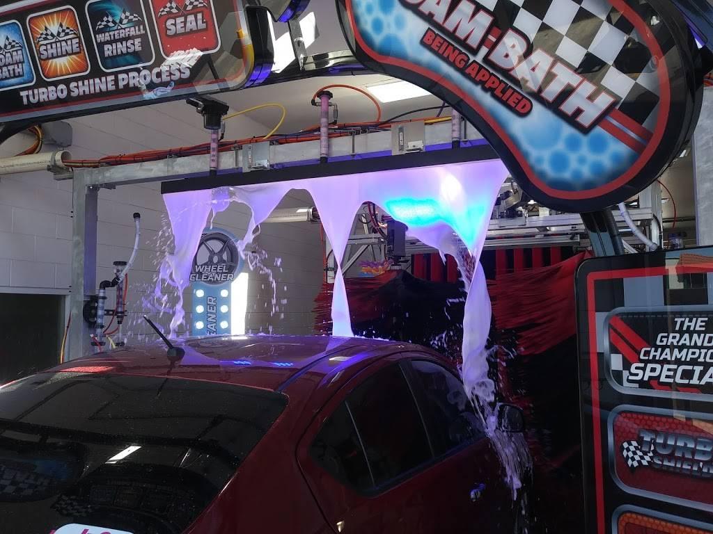 Raceway Express Car Wash - car wash    Photo 3 of 10   Address: 808 S Alma School Rd, Mesa, AZ 85210, USA   Phone: (602) 900-1731