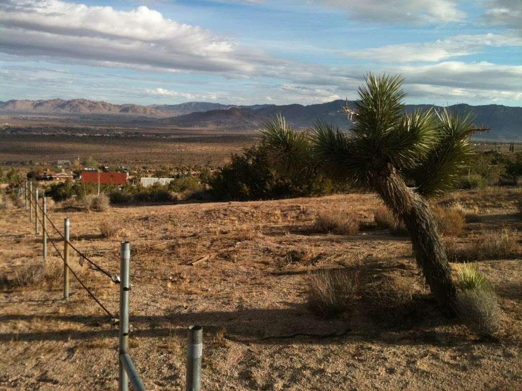 Bonita Vista Hiking Trail - park  | Photo 10 of 10 | Address: Bonita Vista St, Apple Valley, CA 92308, USA | Phone: (760) 252-6000