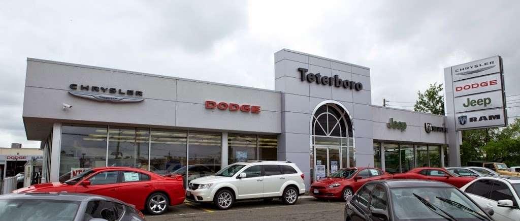 Teterboro Chrysler Jeep Dodge RAM - car repair  | Photo 3 of 10 | Address: 469 US-46, Little Ferry, NJ 07643, USA | Phone: (201) 440-0222