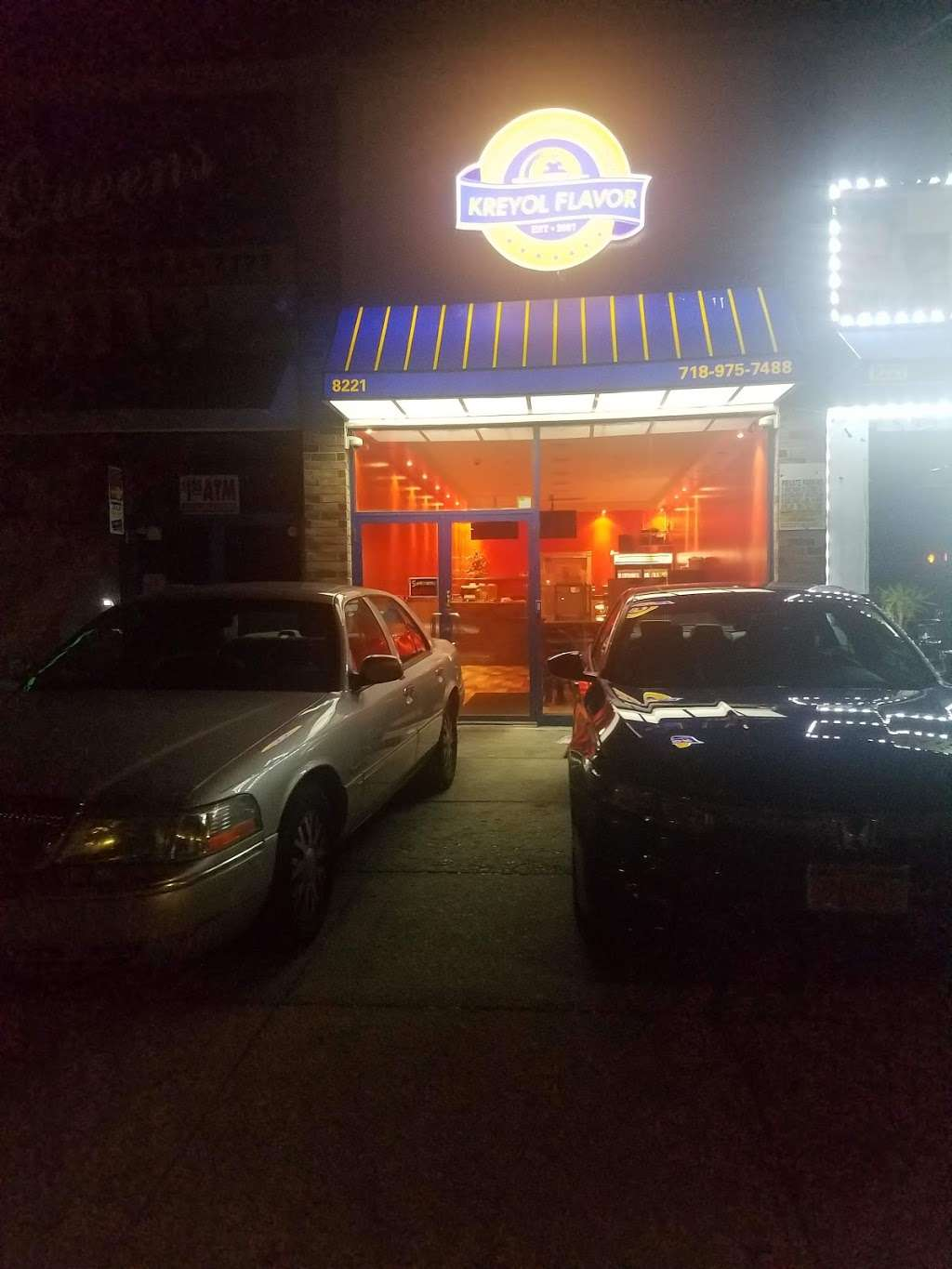 Kreyol Flavor - restaurant  | Photo 1 of 3 | Address: 8221 Flatlands Ave, Brooklyn, NY 11236, USA | Phone: (718) 975-7488