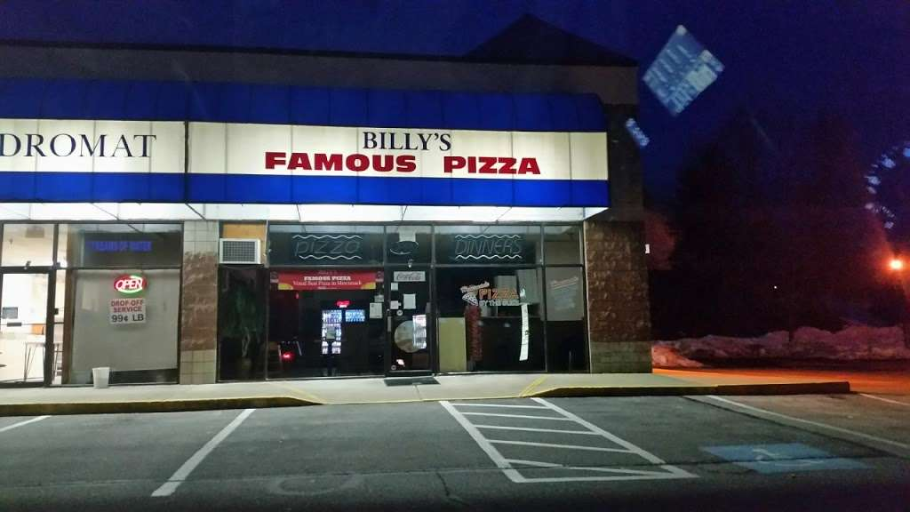 Billys Famous Pizza - restaurant  | Photo 6 of 7 | Address: 380 Daniel Webster Hwy, Merrimack, NH 03054, USA | Phone: (603) 424-4077