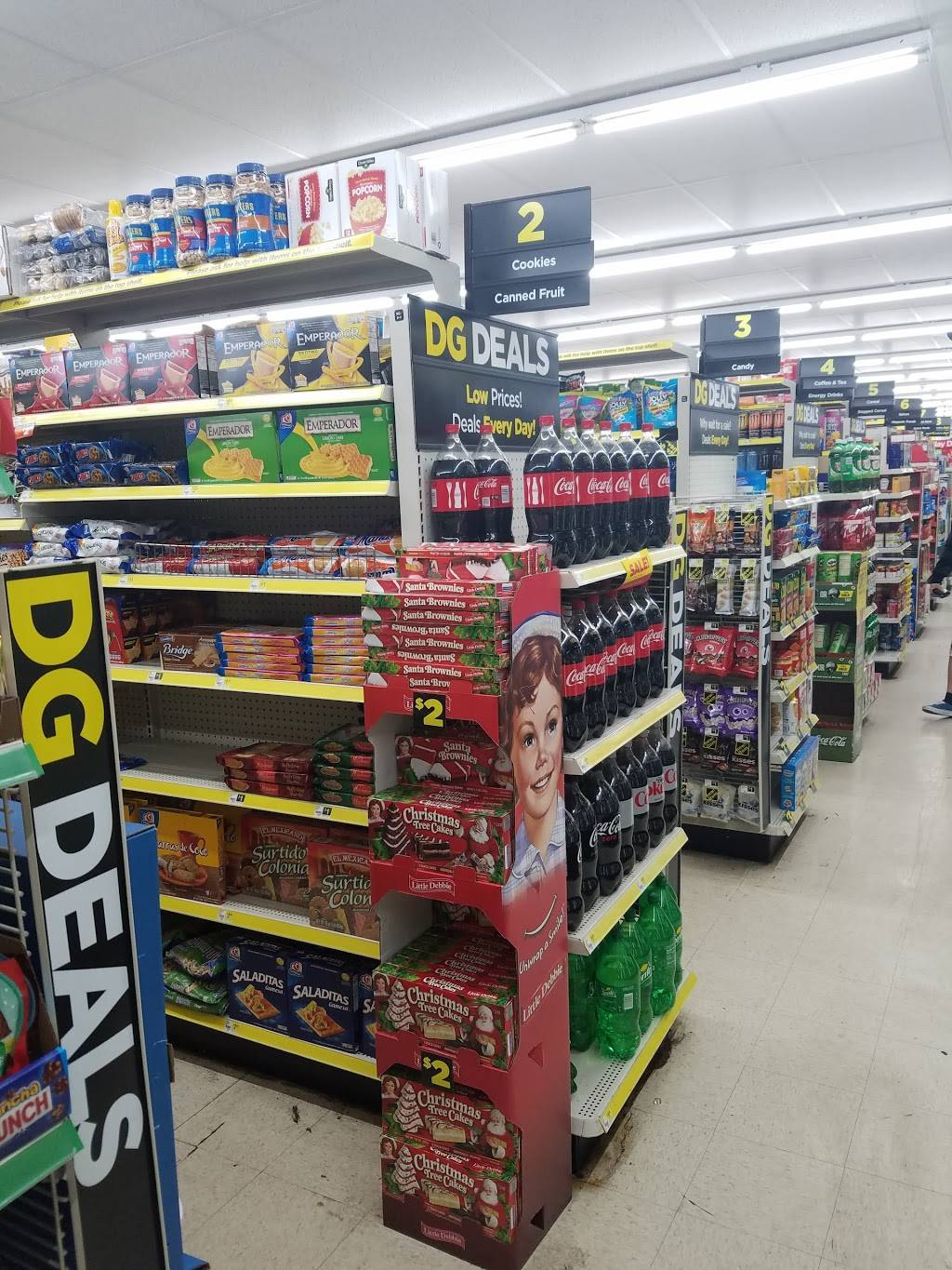 Dollar General - home goods store  | Photo 2 of 6 | Address: 12686 Alameda Ave, Clint, TX 79836, USA | Phone: (915) 267-1386