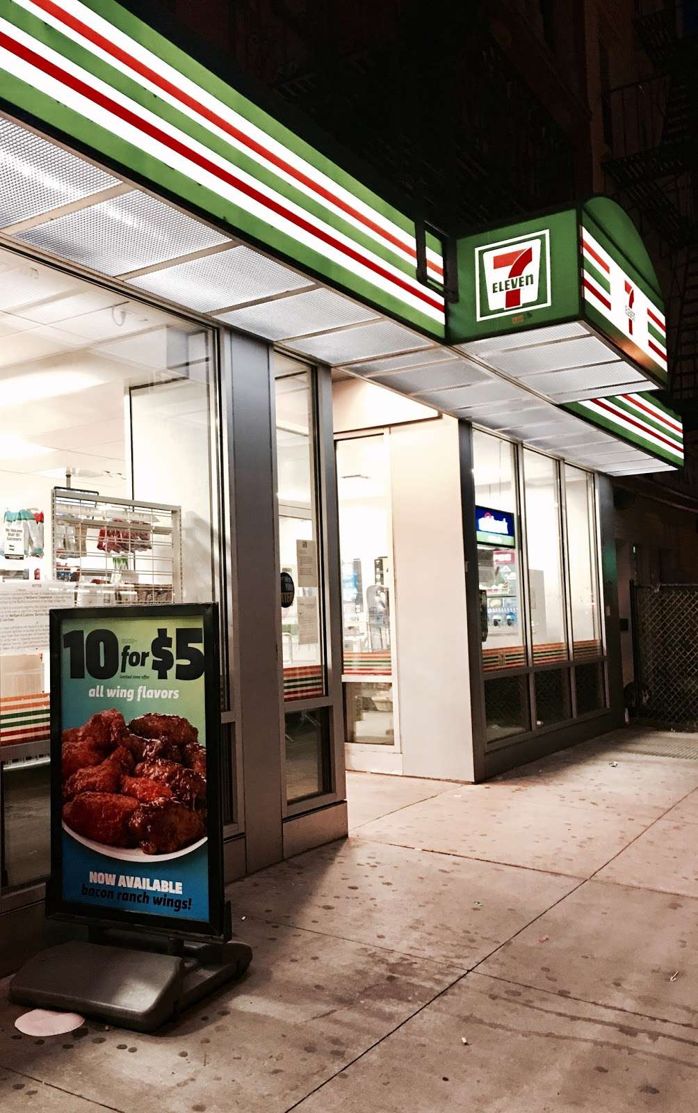 7-Eleven - convenience store  | Photo 3 of 10 | Address: 170 Avenue A, New York, NY 10009, USA | Phone: (212) 673-6489
