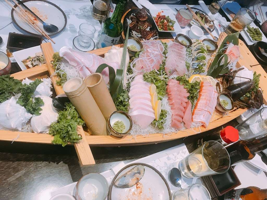 GangNam Sushi House - restaurant    Photo 5 of 10   Address: 2680 Old Denton Rd #140, Carrollton, TX 75007, USA   Phone: (972) 466-0222